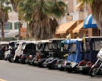 Get your Golf Cart and lets go shopping!!