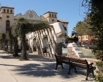 The Villages - Spanish Springs Town Square - relax and enjoy the pools and fountains!