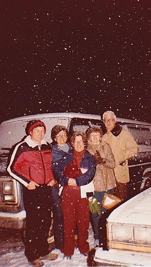 Aspen Ski Trip (a long time ago)