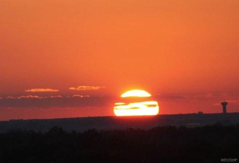~ Loveland Sunrise  ~ Viewed from My Corner of the World