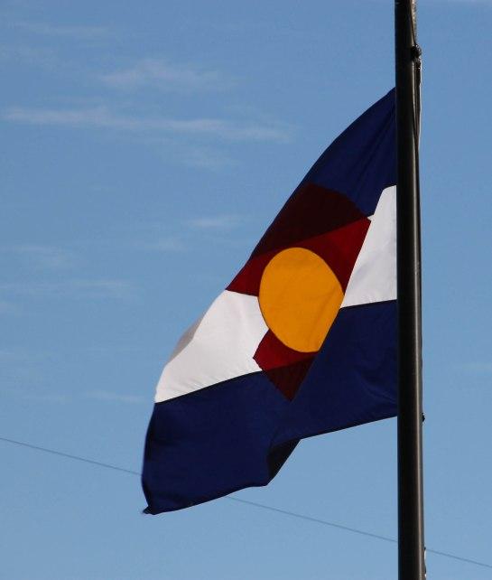 Leaving Beautiful, Colorful Colorado