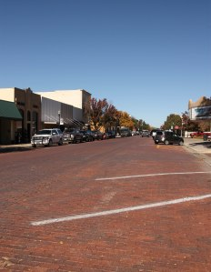 Downtown Dalhart
