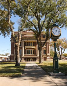 Dalhart Court House