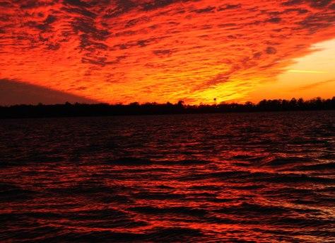 Blood Red Lake Seminole