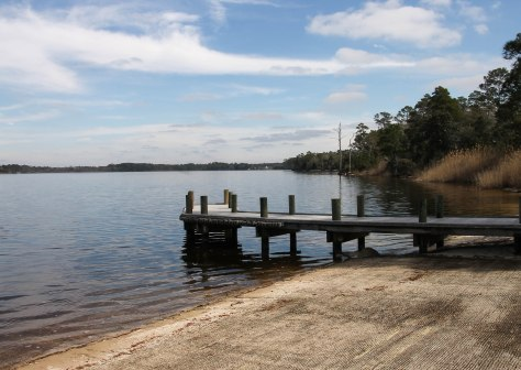 Boat Ramp and Pier