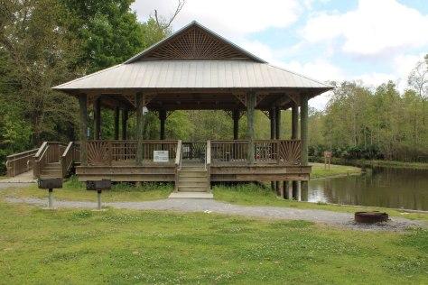 A Park Pavilion