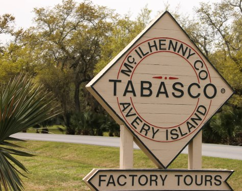 Tabasco factory tours