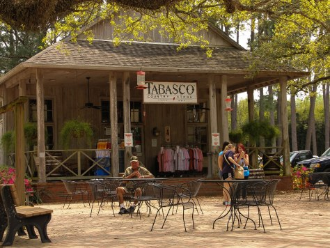 The Tabasco Country Store