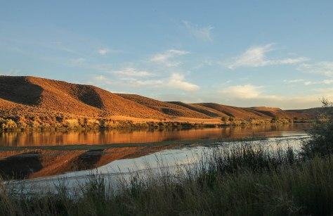 Snake River, Glenns Ferry, Idaho (9:00pm)