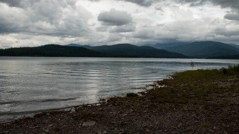 West side of McDonald Lake