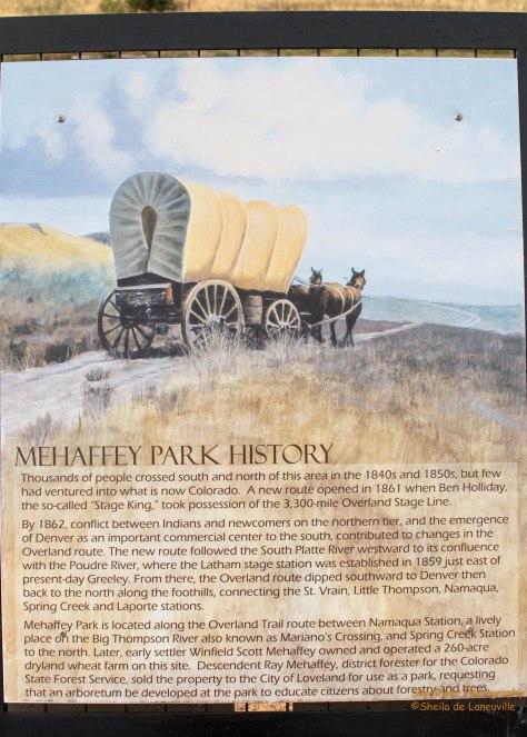 Mehaffey Park History
