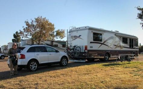Amarillo Ranch RV Park (Texas)
