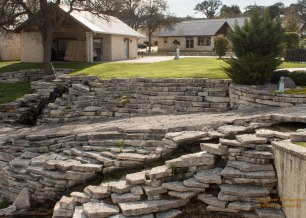 Beautiful Hill Country stone